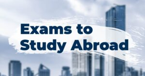 career talks exam to study in abroad