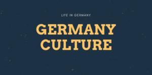 career talks german culture